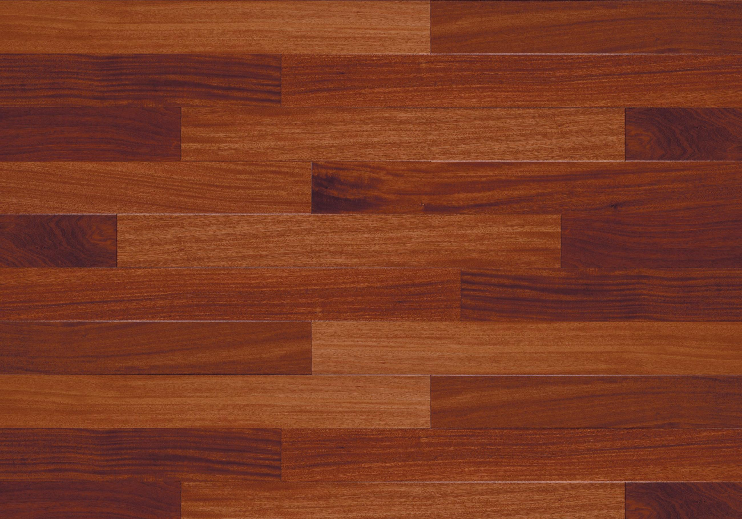 Natural designer santos mahogany continental hardwood for Hardwood installation