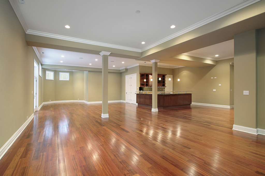 Superior Basement Flooring Installation Could Be One Of The Most Challenging Things  For A Homeowner. On The One Hand, There Is An Abundance Of Flooring  Materials ...